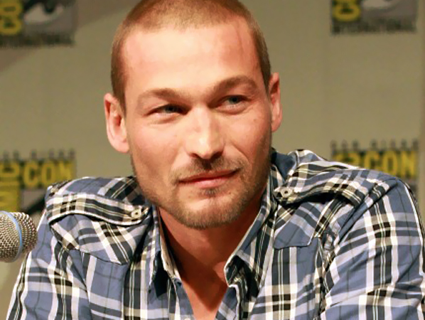 Famosos víctimas del cáncer  - Andy Whitfield
