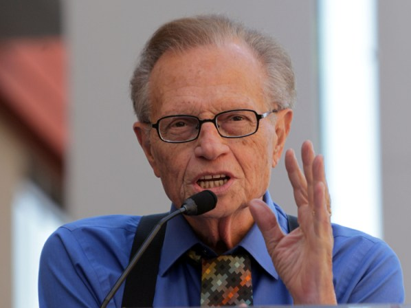 Diez famosos que le ganan a la diabetes - Larry King